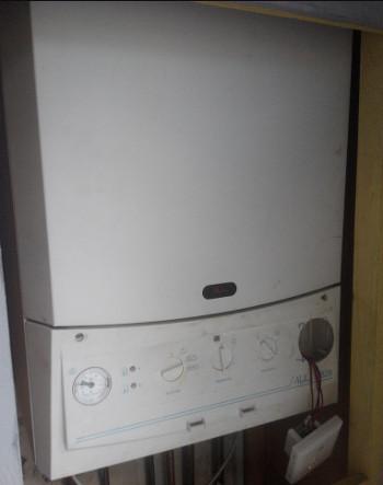 gas boiler installation cost Crofton